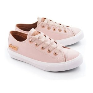 Tênis Fem Basket Floater Low Rosa Coca-Cola CC0887