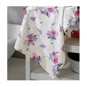 Toalha de banho felpuda prisma Dohler 100% algodão Fabiana