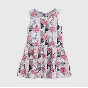 Vestido Floral Milon 12381