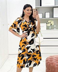 Vestido viscolinho - Dalu
