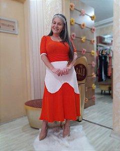 Vestido tricot modal - Dalu store