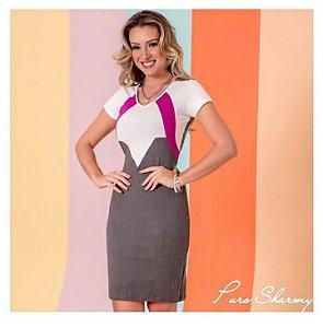 Vestido tubinho - Puro Sharmy