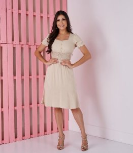 vestido Larissa - Tata Martello