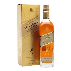 WHISKY GOLD LABEL RESERVE JOHNNIE WALKER 750ML