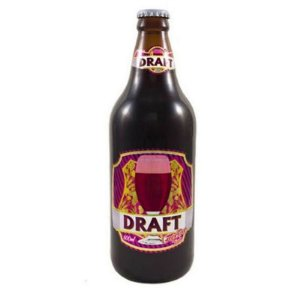 CHOPP DE VINHO TINTO DRAFT 600ML