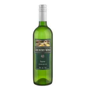 VINHO BRANCO SUAVE COUNTRY WINE 750ML