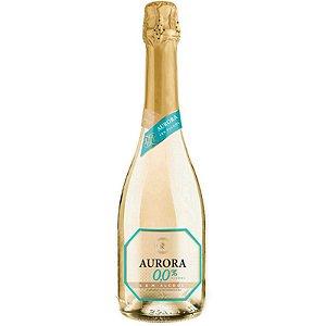 ESPUMANTE SEM ALCOOL AURORA 750ML