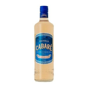CACHACA CABARE AMBURANA 700ML