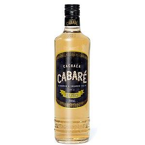 CACHACA CABARE OURO 700ML