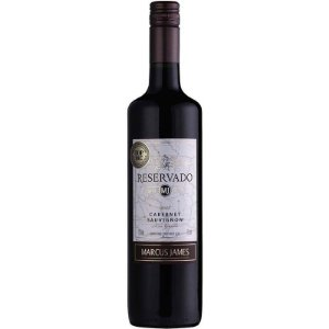 VINHO CABERNET SAUVIGNON MARCUS JAMES 750ML