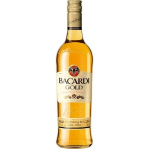 RUM BACARDI CARTA OURO 980 ML