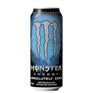 ENERGETICO MONSTER ABSOLUTELY ZERO 473ML
