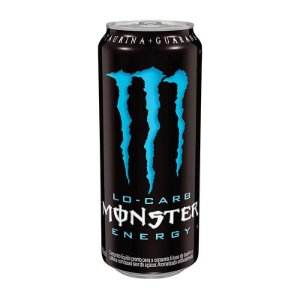 ENERGETICO MONSTER LO CARB 473ML