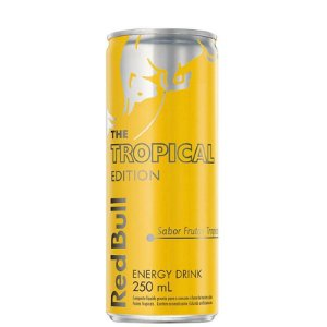 ENERGETICO RED BULL TROPICAL LATA 250ML