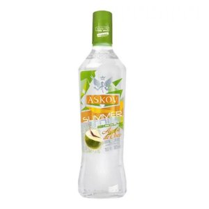 VODKA ASKOV AGUA DE COCO 900ML