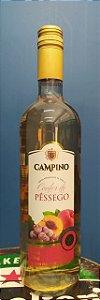 VINHO COOLER DE PESSEGO CAMPINO 750ML