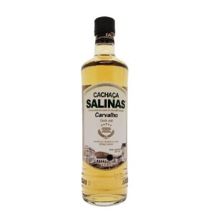 CACHACA SALINAS CARVALHO 700 ML