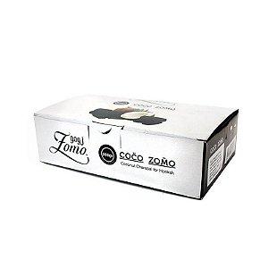 CARVAO DE COCO PARA NARGUILE ZOMO 500G