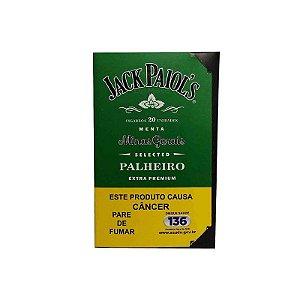 CIGARRO DE PALHA JACK PAIOLS MENTA