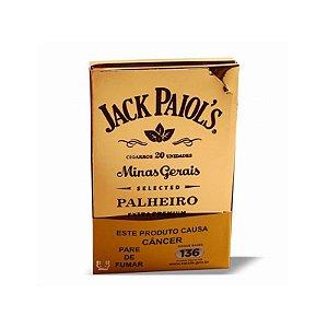 CIGARRO DE PALHA JACK PAIOLS SERIE ULTRA PREMIUM