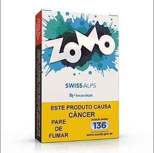 FUMO PARA NARGUILE ZOMO SWISS ALPS