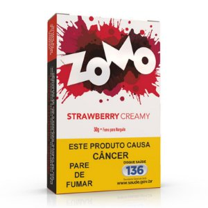 FUMO PARA NARGUILE ZOMO STRAWBERRY