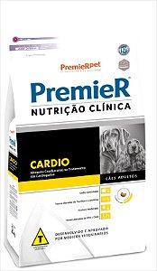 Premier Nutrição Clínica para Cães Cardio 10 Kg