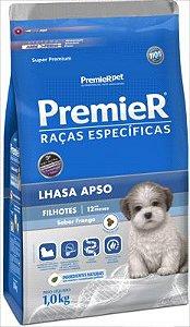 Premier Pet para Cães Filhotes de Raças Específicas Lhasa Apso 1kg