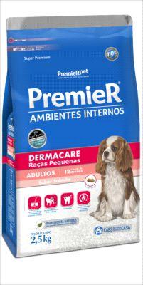 Premier Ambientes Internos Dermacare 2,5kg