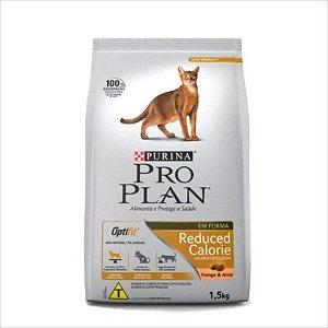 Ração Pro Plan para Gatos Reduced Calorie - 1,5kg