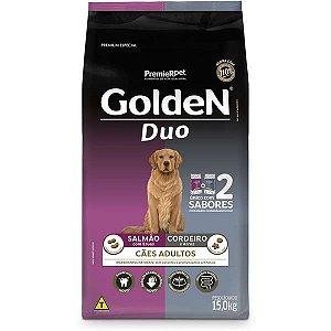 Golden Formula cães Adulto Duo Salmão e Ervas 15Kg