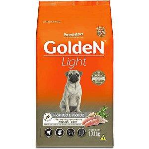 Golden Formula Cães Adulto Light Mini Bits 10Kg
