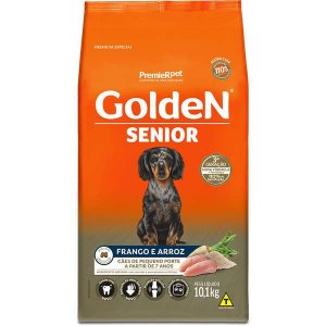 Golden Formula Cães Adulto Senior Mini Bits 10kg
