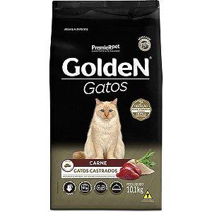 Golden Formula Gatos Castrados Carne 10Kg