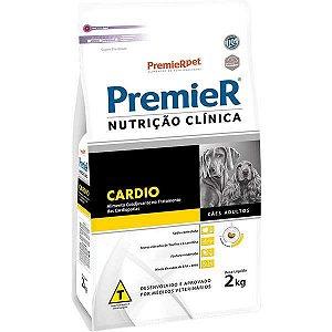 Premier Nutrição Clínica para Cães Cardio 2 Kg