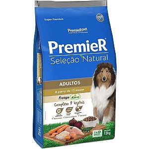 Premier Seleção Natural para Cães Adultos 12 Kg