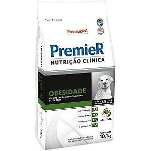 Premier Nutrição Clínica Obesidade para Cães Adultos Médio e Grande Portes 10,1 Kg