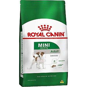 Royal Canin Mini Adult para Cães Adultos de Raças Pequenas com 10 Meses ou mais de Idade 7,5KG