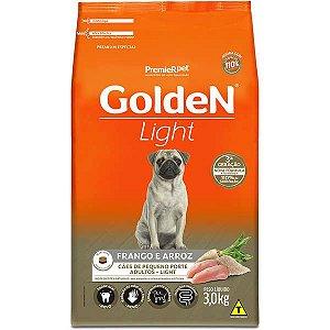 Golden Formula Cães Adulto Light Mini Bits 3Kg
