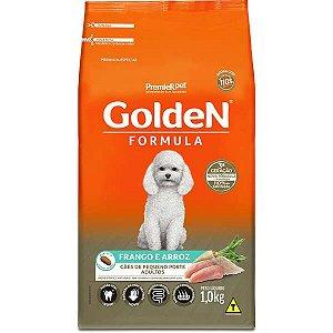 Golden Formula Cães Adulto Frango Mini Bits 1Kg