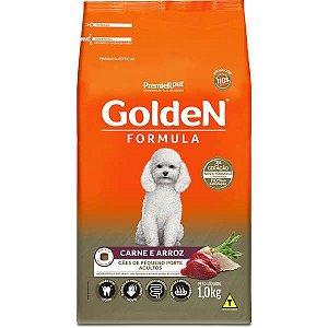 Golden Formula Cães Adulto Carne Mini Bits 1Kg