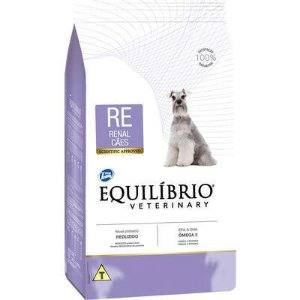 EQUILÍBRIO VETERINARY DOG RENAL 2KG