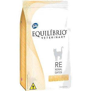 EQUILÍBRIO VETERINARY GATO RENAL 2KG