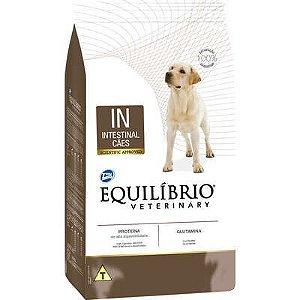 EQUILÍBRIO VETERINARY CÃO INTESTINAL 2KG