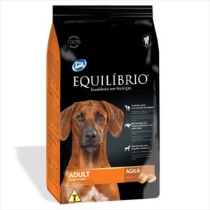 EQUILÍBRIO CÃES ADULTO LARGE BREEDS 15KG