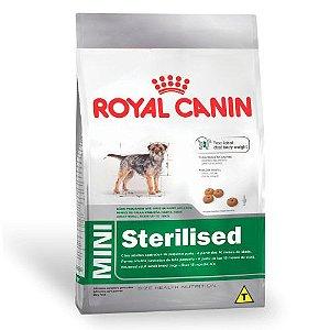 Royal Canin Mini Sterilised Cães Adultos 1KG