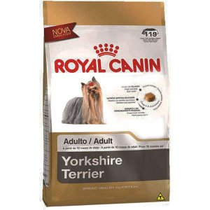 Royal Canin para Cães Adultos da Raça Yorkshire 7,5KG