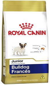 Royal Canin Bulldog Francês Cães Filhotes 2,5KG
