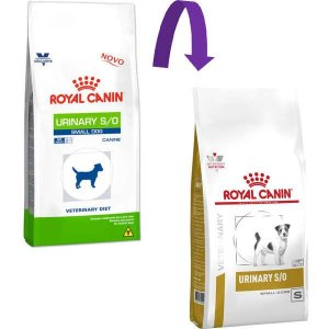 Royal Canin Cães Urinary Small Dog 2Kg