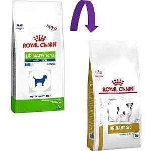 Royal Canin Cães Urinary Small Dog 7,5Kg